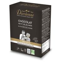 Chocolate Artesanal com Açúcar de Cana para pequeno-almoço e sobremesa