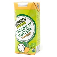 Agua de Coco con Mango