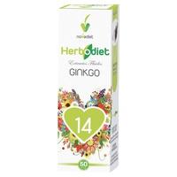 Ekstrakt płynny Herbodiet Ginkgo Biloba