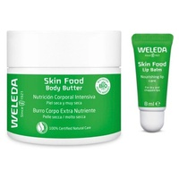 Baume pour les lèvres Skin Food Body Butter + Gift Skin Food