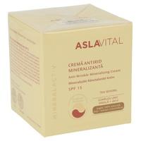 Crema Anti-Arrugas Con Mineralizacion Spf15