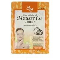 Mascarilla Mousse CO2 con Coco
