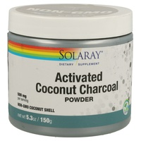 Activated Coconut Charcoal (Carbone attivo)