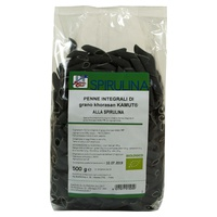 Wholemeal specialty of kamut with spirulina - penne