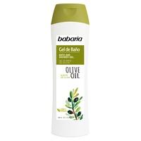 Żel do kąpieli z oliwą z oliwek