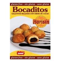 Bocaditos rellenos de Cacao (sin Gluten)