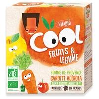 Frutas y verduras frescas Zanahoria manzana de Provenza