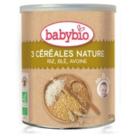 Papilla 3 Cereales +8 meses