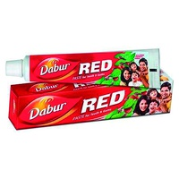 Red Toothpaste with Pepper Nepali Ayurveda