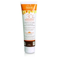 SPF 30 high protection sunscreen