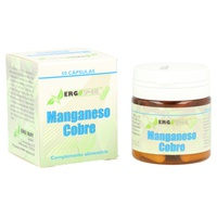 Manganeso - Cobre Ergosphere