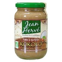 Crema Kokolo de avellanas y coco