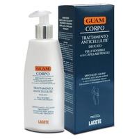 Delicate anti-cellulite cream for sensitive skin and / or fragile capillaries