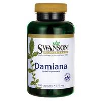 Damiana, 510mg