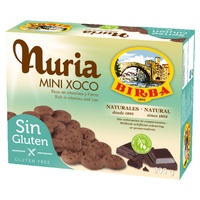 Nuria Mini Chocolate sin gluten