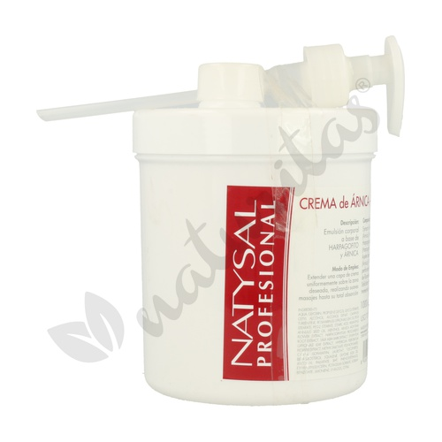 Crema de Arnica y Harpago 1 kg de Natysal