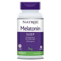 Melatonin Time Release, 3mg