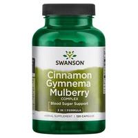 Cinnamon Gymnema Mulberry Complex