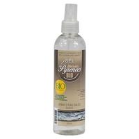Organic Pyrenees salt - source salt water spray