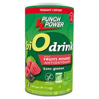 Biodrink red fruits ORGANIC antioxidant