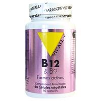 Vitamines B12 & B9 Formes actives