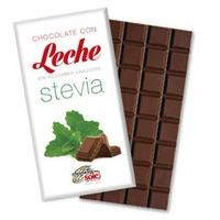 Chocolate con Leche y con Stevia
