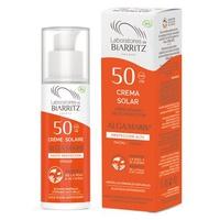 Crema solar facial SPF 50 Bio Alga Maris