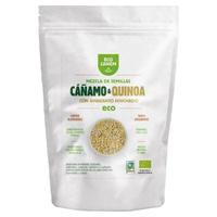 Mezcla de semillas de cáñamo con quinoa y amaranto hinchados ECO