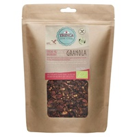 Granola de Cacao y Frambuesas
