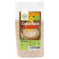 Thin Wholemeal Oat Flakes Bio