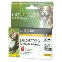 Pipetas antiparasitarias para perros grandes