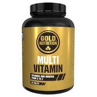 MultiVitamin 60 Comprimidos de Gold Nutrition