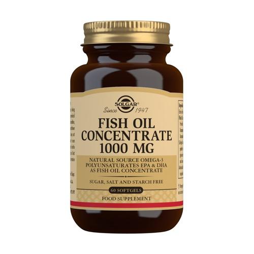 Aceite de Pescado Concentrado