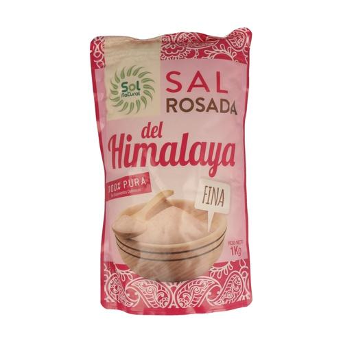Sal del Himalaya Fina Rosa