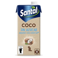 Coconut Drink Without Added Sugar