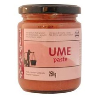 Umeboshi Paste in a Glass Jar