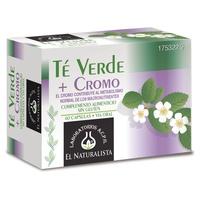 Thé vert au chrome