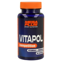 Vitapol Vitaminas + Minerales Competition