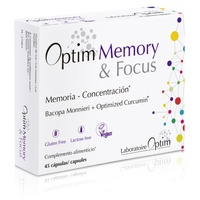 Optim Memory & Focus (Memoria y Concentración)
