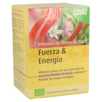 Bach Flowers Strength and Energy Infusion