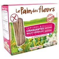 Tartines Craquantes Bio Multi-céréales