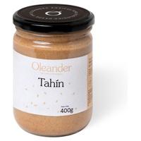 Tahín (sésamo tostado con sal)