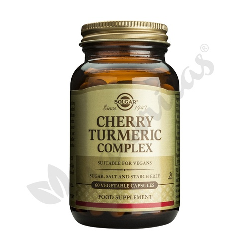 Cereza y cúrcuma complex (turmeric complex)