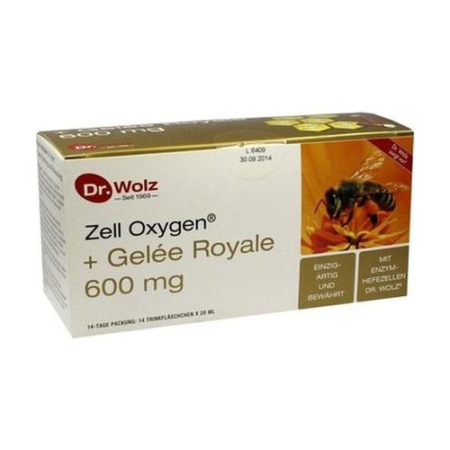Zell Oxigen & Royal Yelly