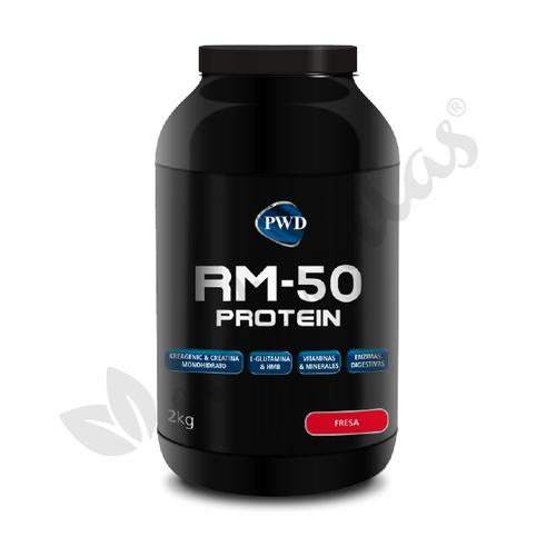Rm 50 Protein Sabor Fresa 2 Kg de Pwd