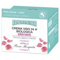 Crema Hidratante de Rosas Bio