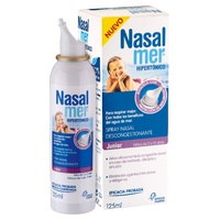 Spray nasal hypertonique Nasalmer Junior