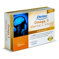 Omega 3 Mental And Vision