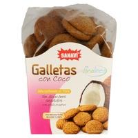 Galletas De Coco Sin Azúcar Añadido - Sanalínea
