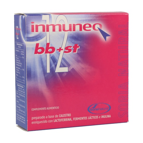 Inmuneo 12  Bb y St